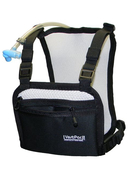 WilsonPac Hydration Pack  Black