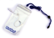 Waterproof Cell Phone Case (with headphone connection)